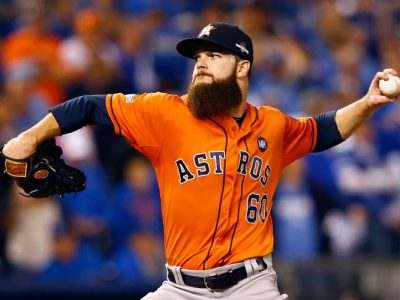 Dallas Keuchel Finally Signs With Atlanta Braves