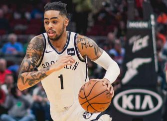 D'Angelo Russell Hopeful Of Future With Curry, Thompson Amidst Uncertainty