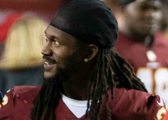 Safety D.J. Swearinger Penalized For Trash Talk To Cam Newton