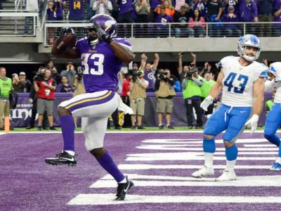 Vikings Rookie Dalvin Cook Suffers Partial ACL Tear Vs. Lions
