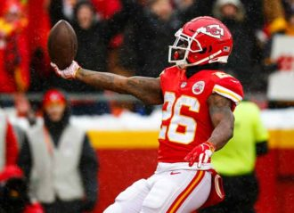 Chiefs RB Damien Wiliams Opts Out Of 2020 Season