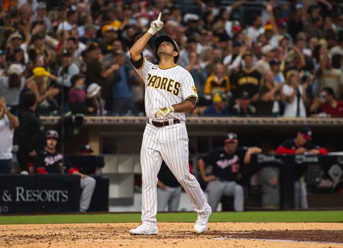 Daniel Camarena Makes History, Launches Grand Slam In First Career Hit