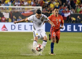 Chile Beats Colombia 2-0 In Copa America Semifinal After Two-Hour Rain Delay
