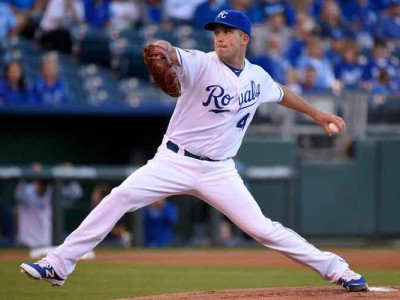 Police Report: Royals Pitcher Danny Duffy Cited For DUI