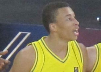 Jazz Guard Dante Exum Has Hamstring Injury In Game 4 Loss To Rockets [VIDEO]
