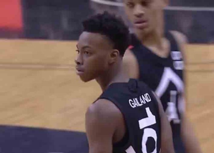 New York Knicks Fly In Prospect Darius Garland For Last Minute Private Workout