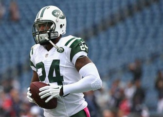 Jets Release Former All-Pro CB Darrelle Revis Nine Days After Pittsburgh Arrest