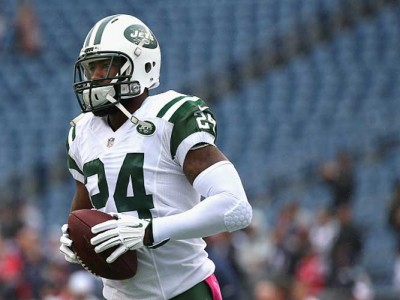 Ex-Jets CB Darrelle Revis Announces Retirement After 11 Years; Players React On Twitter