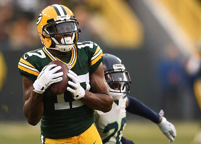 1. Davante Adams, Green Bay Packers