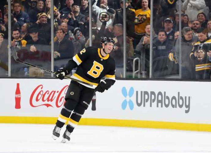 Bruins Beat Canadiens 3-1 To Extend Winning Streak To 7 Games