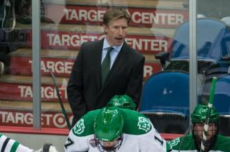 Philadelphia Flyers Tap North Dakota's Dave Hakstol for Head Coach