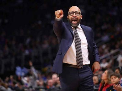 Former Coach David Fizdale Claims 'No Ill Feelings' Towards Knicks