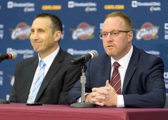 Knicks Focused On Replacing Carmelo Anthony After David Griffin Pulls Name From GM Running