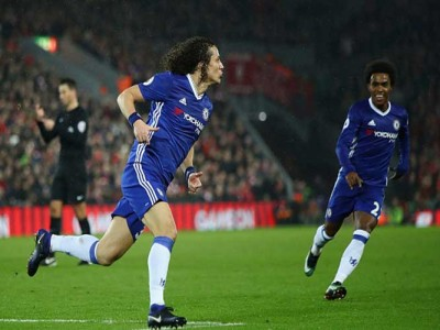 Liverpool Goalie Simon Mignolet Says He 'Didn't Hear The Whistle' Before David Luiz Free Kick In 1-1 Tie Vs Chelsea
