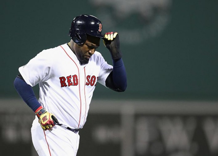 David Ortiz Returns To The Booth Just In Time For Playoff Baseball