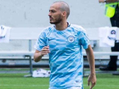 Manchester City's David Silva Confirms Next Season Will Be His Last With The Club
