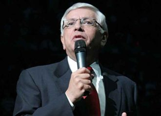 Former NBA Commissioner David Stern Suffers Brain Hemorrhage