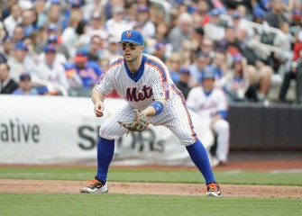 Mets 3B David Wright Diagnosed With Shoulder Impingement, 'Questionable' For Opening Day