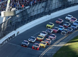 Denny Hamlin Wins Daytona 500 After Holding Off Joey Logano, Kyle Busch [VIDEO]