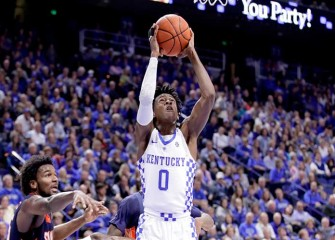 De'Aaron Fox Record Second Triple-Double In Kentucky History In 115-69 Rout Of Arizona State