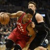NBA Playoffs First-Round Highlights: Bucks Beat Raptors For 2-1 Series Lead, Cavs Top Pacers For 3-0 Series Lead