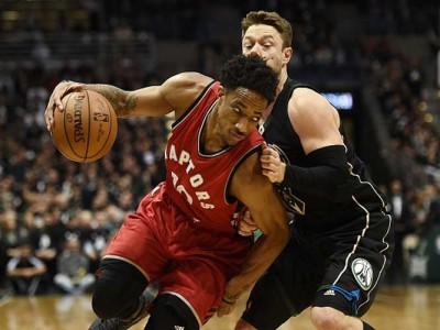"DeMar DeRozan Names Himself ""Sacrificial Lamb"" For Raptors' Current Success"