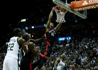 Watch: DeMar DeRozan Lands Huge Dunks For Raptors To Eliminate Bucks With 92-89 Game 6 Win