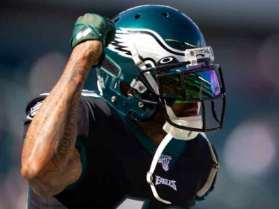 WATCH: Eagles' Receiver DeSean Jackson Apologizes For Posting Anti-Semitic Messages On Social Media