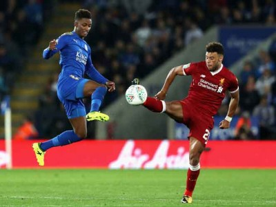 Leicester City Knock Liverpool Out Of EFL Cup With 2-0 Win: Highlights