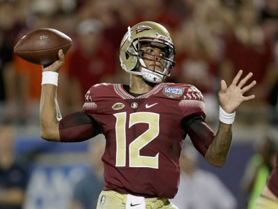 Deondre Francois, No. 4 Florida State Beat No. 11 Ole Miss 45-34
