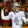 Derek Carr Signs Record 5-Year, $125M Deal With Raiders