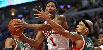 Derrick Rose To Undergo Knee Surgery, Possibly Out For Rest of Season