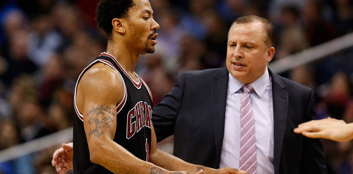 Derrick Rose Returns After Injury, Scores 16 In Chicago Bulls' Win
