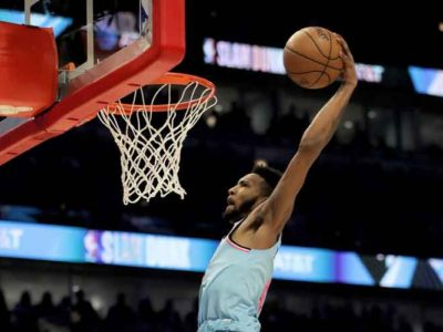 2020 NBA All-Star Weekend Recap: Heat's Derrick Jones Jr. Wins Slam Dunk Contest