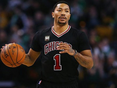 Timberwolves Reportedly Eyeing Derrick Rose In Free Agency