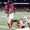 Devonta Freeman, Tevin Coleman Carry Falcons Past Saints, 45-32