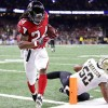 Falcons RB Devonta Freeman Placed on Injured Reserve