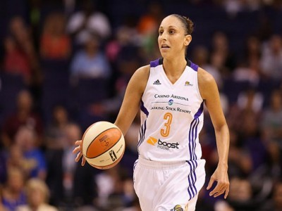 Watch: Phoenix Mercury's Diana Taurasi Becomes WNBA's All-Time Leading Scorer