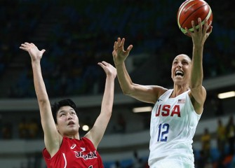 U.S. Women's Hoops Rout Japan 110-64 To Reach Olympic Semifinals