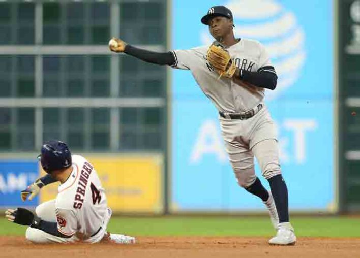 Phillies Sign Former Yankee Shortstop Didi Gregorius To 1-Year Deal