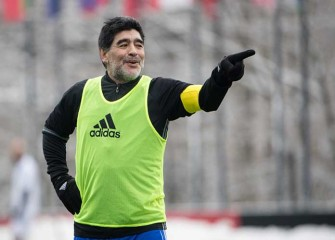 Diego Maradona: Argentina Great Named Head Coach Of UAE's Al-Fujairah