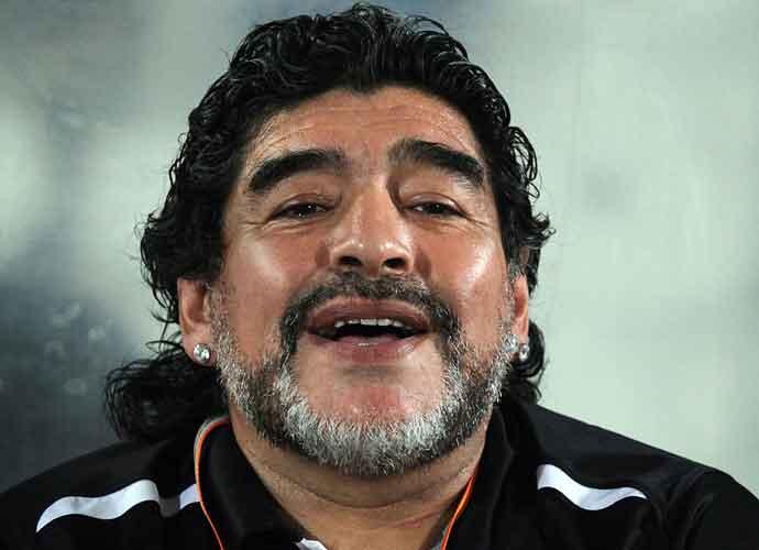 Diego Maradona Undergoes Successful Brain Operation