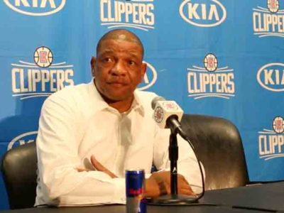Doc Rivers Blasts NBA's New Coach's Challenge Rule After Controversial Foul Call Against Lou Williams