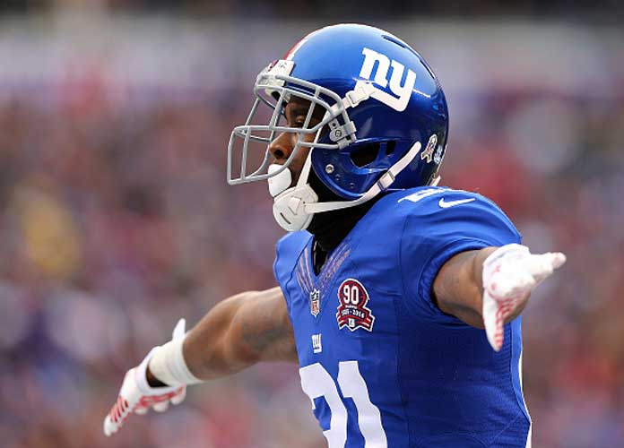 Giants End Dominique Rodgers-Cromartie's Suspension