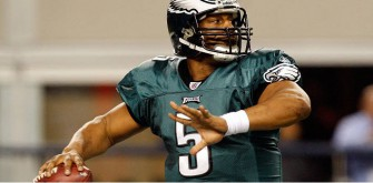 Donovan McNabb Arrested For DUI