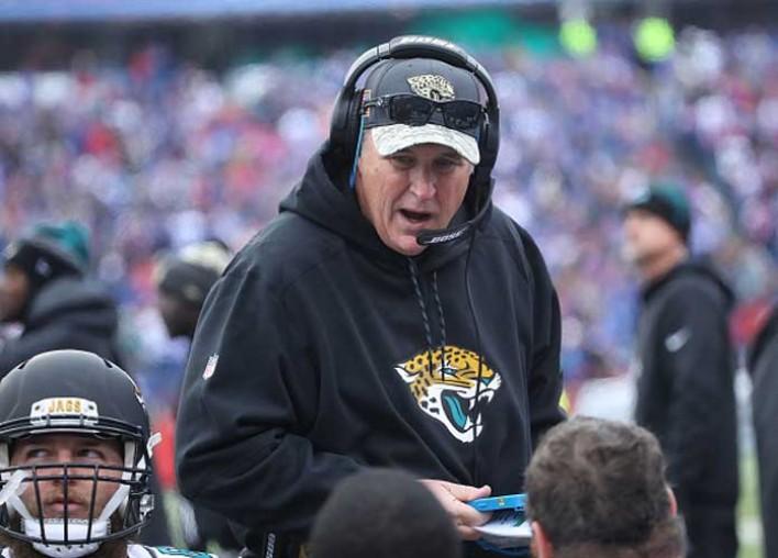Jaguars Hire Doug Marrone As Coach, Bring Back Tom Coughlin As VP