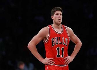 Doug McDermott's Career-High Leads Bulls To 108-104 Win Over Grizzlies