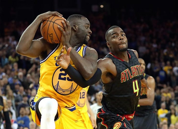 Draymond Green Makes 3-Pointer In OT To Lead Warriors To Win Over Hawks