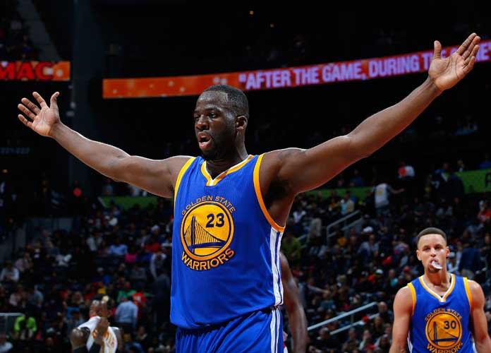 Draymond Green Leads Warriors In Bounce Back Victory Over Timberwolves