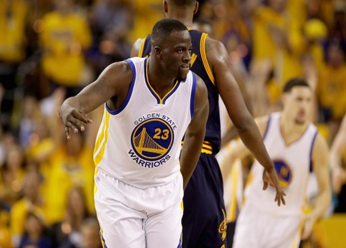 Draymond Green Slams James Dolan's Treatment Of Charles Oakley: 'That's Slave Master Mentality'
